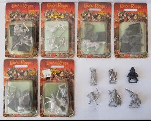 Multi-listing-Vintage-Citadel-Lord-of-the-Rings-MINT-metal-miniatures-LOTR-OOP