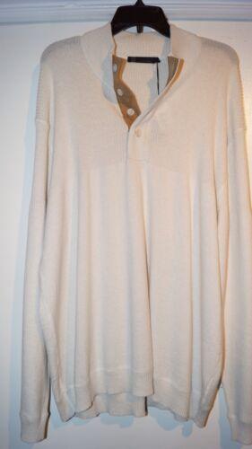avorio Nwt Creme in Maglione Raffi 125 Designer misto Xxl Shaya cashmere qwFrfwH6nI