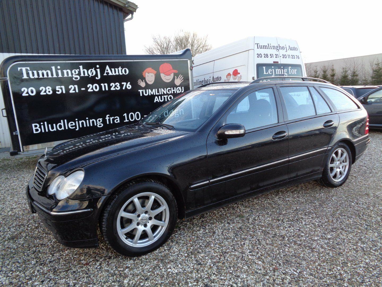 Mercedes C270 2,7 CDi Avantgarde stc. aut. 5d