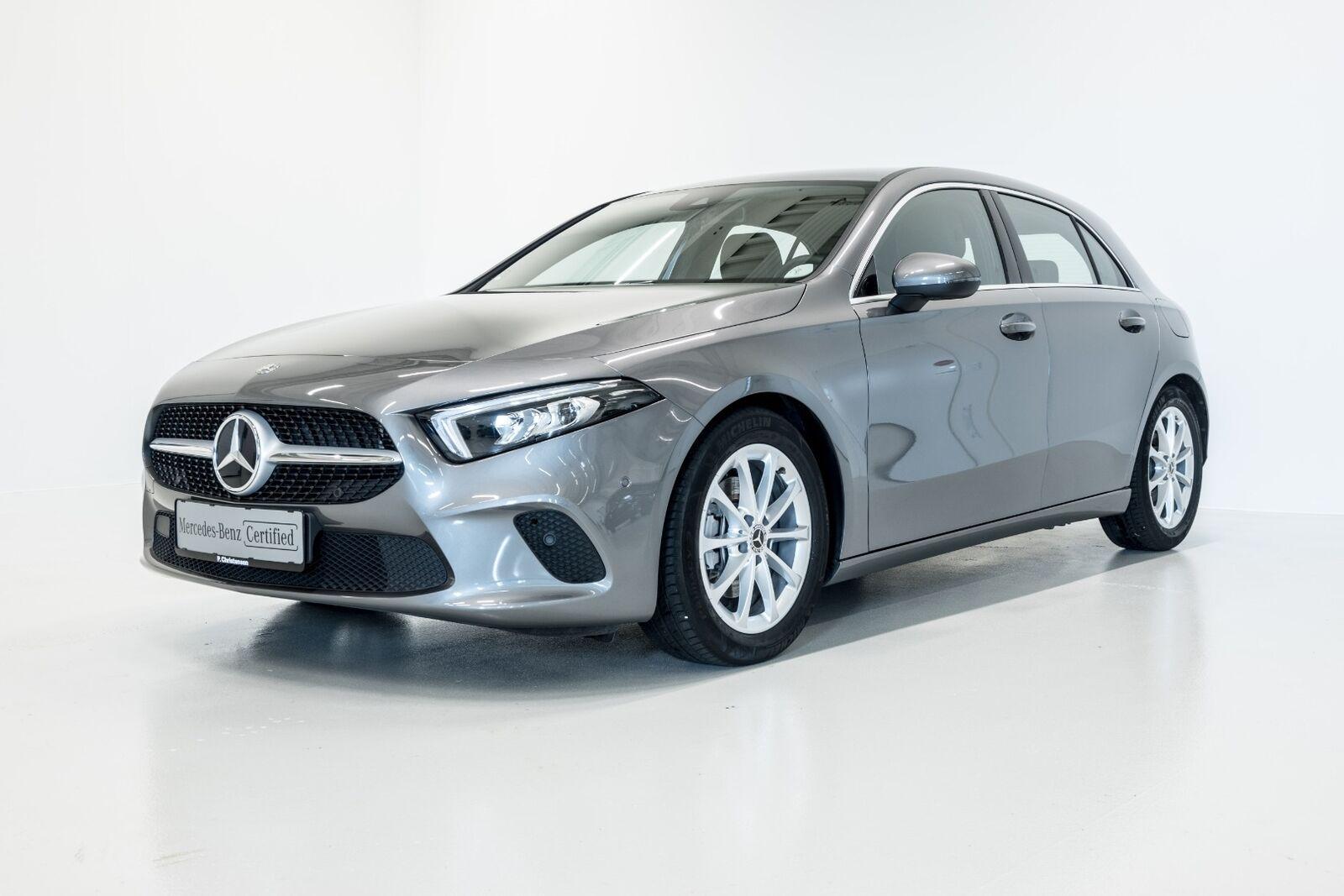 Mercedes A200 1,3 Progressive Line aut. 5d - 324.900 kr.
