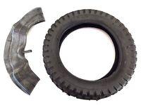 12.5 X 2.75 Inner Tube & Tire Razor Mx350 Mx400 Dirt Bike Rocket 12 1/2 X 2 3/4