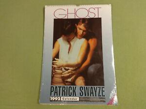 CALENDAR-1992-PATRICK-SWAYZE-GHOST