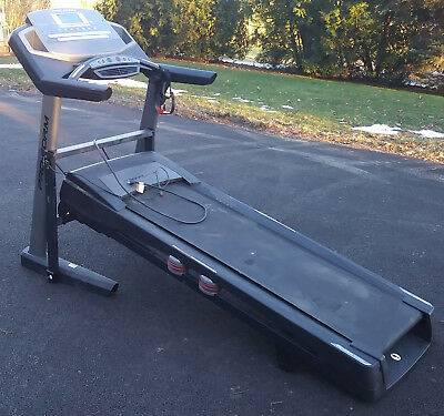 ProForm Power 995c Treadmill pickup up only working Pro Form