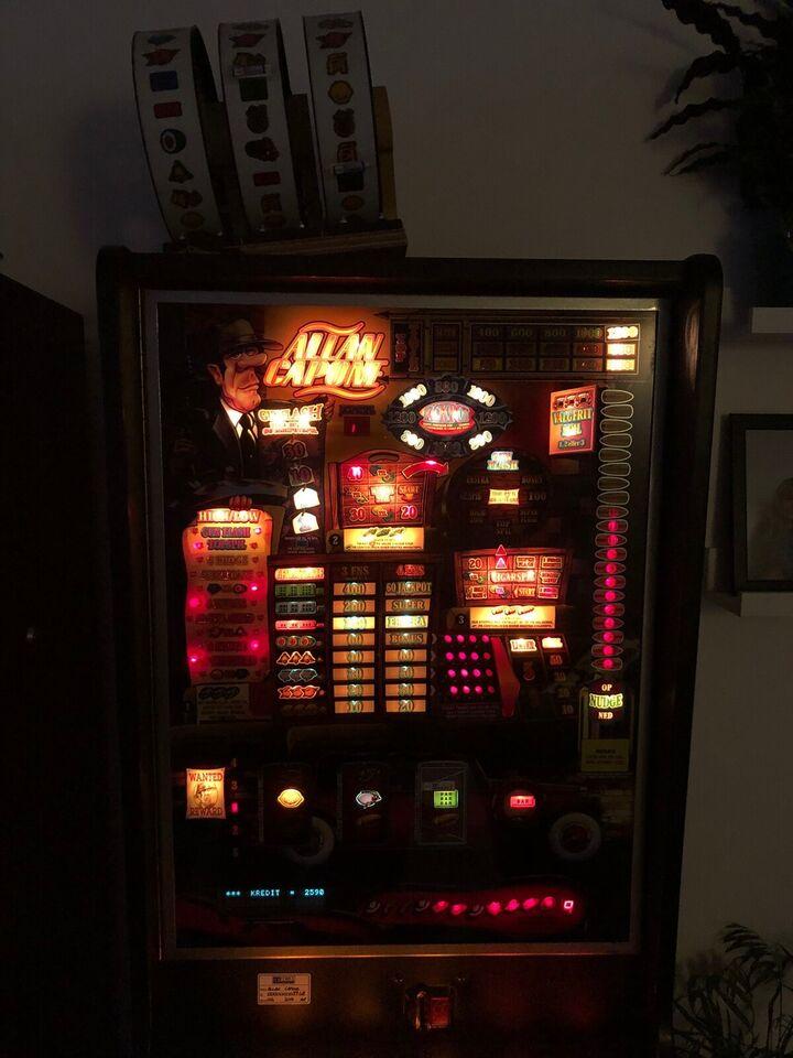 Futec 98, spilleautomat, God