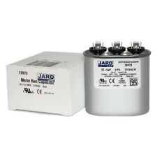 2x 35//5 MFD 370 Volt Dual Round Run Capacitor for Carrier 38TKB030300 38CK030300
