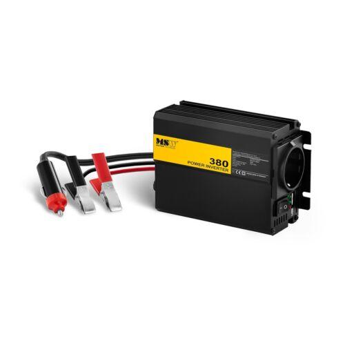 Spannungswandler 12V 380 760 Watt Inverter Wechselrichter 230V Ladegerät Kfz NEU