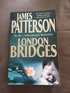2004-034-LONDON-BRIDGES-034-JAMES-PATTERSON-PAPERBACK-BOOK