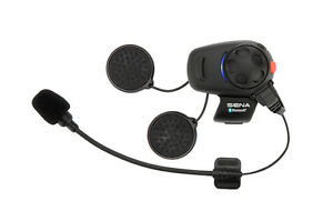 Sena-SMH5-Bluetooth-Motorcycle-Intercom-Single-Pack-Universal-Open-or-Full-Face
