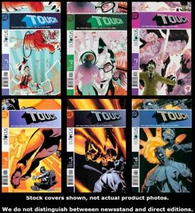 Touch-1-2-3-4-5-6-DC-2004-Complete-Set-Run-Lot-1-6-VF-NM