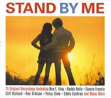 Stand By Me : Elvis Presley, Cliff Richard, Shadows, Paul Anka, ... (3 CD)