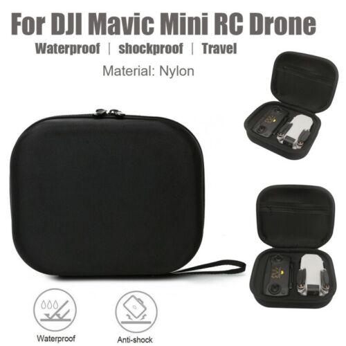 Mini Portable Carry Case Storage Bag Drone Remote Controller for DJI Mavic US