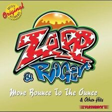 ZAPP & ROGER More Bounce to the Ounce and Other Hits (CD)  Flashback Records NEW