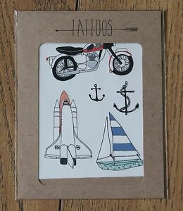 Pack of children039s temporary tattoos  5 different designs - Wormley, Surrey, United Kingdom - Pack of children039s temporary tattoos  5 different designs - Wormley, Surrey, United Kingdom