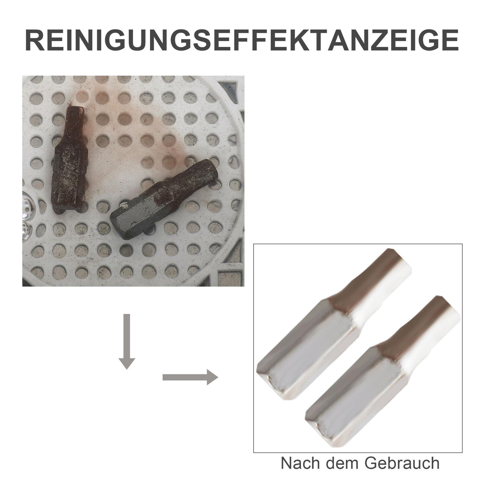 600ml Mini UltraschallReiniger Reinigungsgerät Brillen Schmuck Reiniger Timer