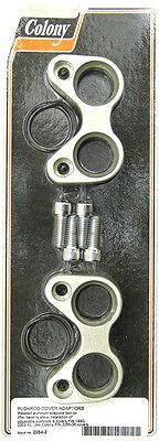 PUSHROD COVER CONVERSION KIT FOR HARLEY SPORTSTER 91-03