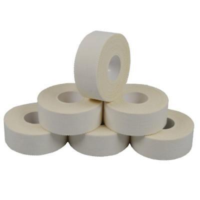 Hand U Boxen Usw Fußtape Sport 6er Pack Tape Weiss Ca 2,5 X 1000 Cm Seien Sie Im Design Neu