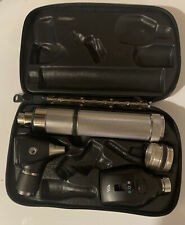 Welch Allyn Diagnostic Set With Ophthalmoscope 11720 Otoscope Amp 71050 C Handle