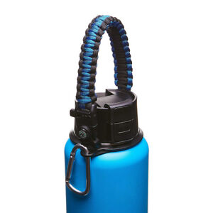 Paracord-Handle-Strap-Cord-Safety-Ring-amp-Carabiner-for-Hydro-Flask-Wide-Mouth-7