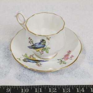 Vintage-Royal-Dover-Bone-China-England-Tea-Cup-And-Saucer-jp