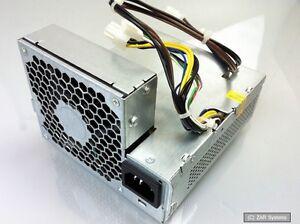 HP-508152-001-Netzteil-Power-Supply-240W-fuer-Elite-8100-SFF-6000-Pro-SFF-NEUW