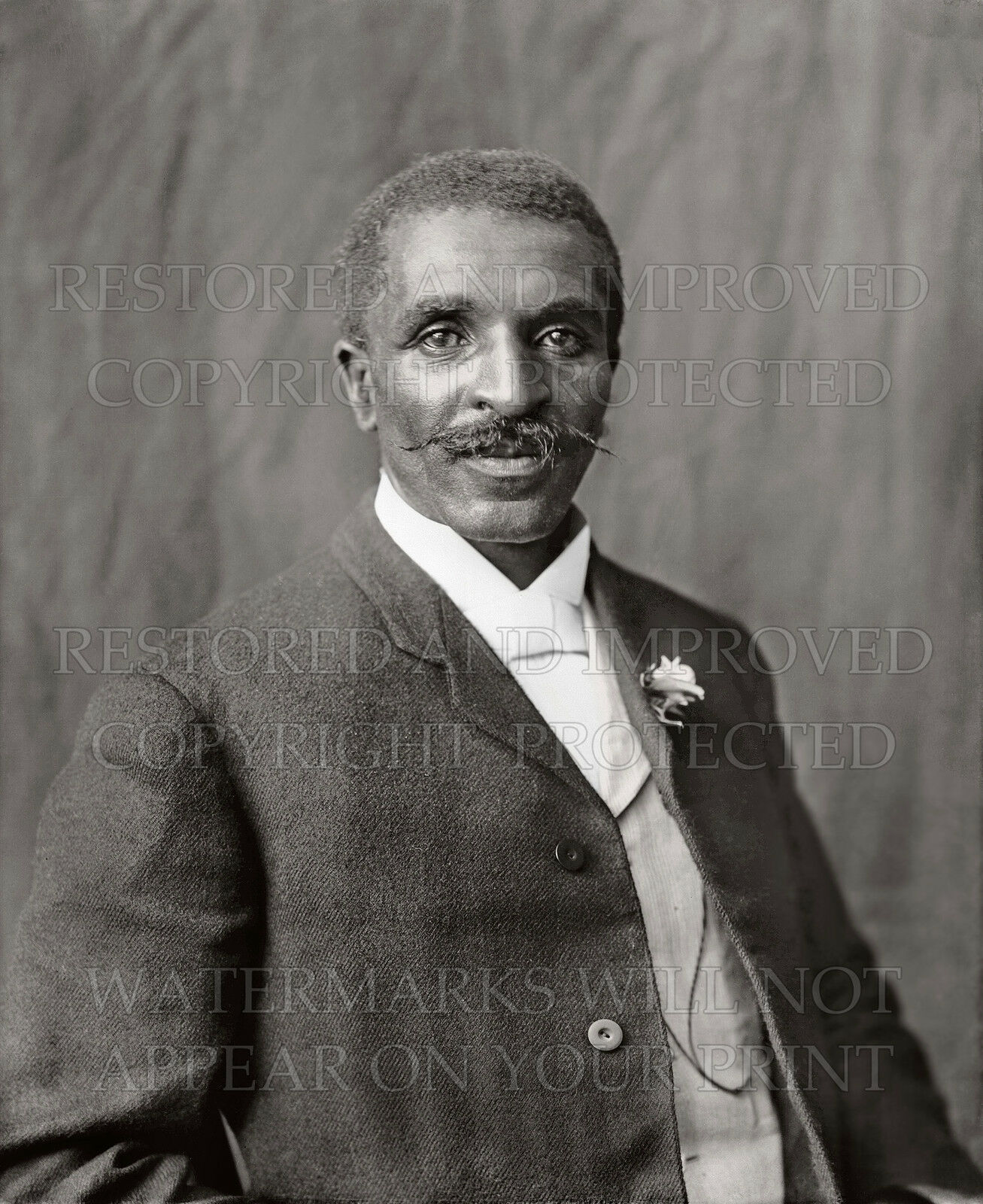 George Washington Carver Tuskegee Institute AL photos lot