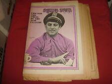 ROLLING STONE Magazine #55  Abbie Hoffman Chigago Trial 1970