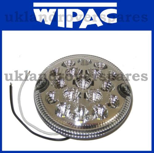 LAND ROVER DEFENDER 110 LED LIGHT KIT No PLATE PLINTHS CLEAR FOG /& REVERSE