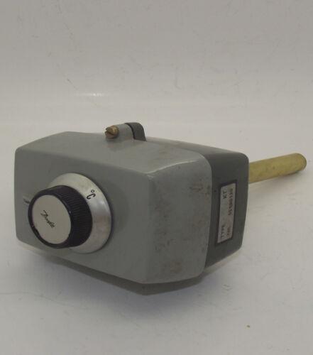 DANFOSS 059b0130 TERMOSTATO AD IMMERSIONE 63-87c 1//2-110mm