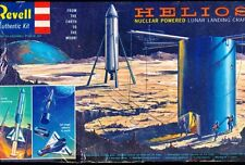 DECALS (REPROS):  RARE!!!! REVELL 1959 HELIOS!!  [SOLARIS AVAILABLE TOO!]