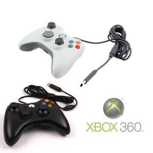 CONTROLLER-XBOX-360-JOYSTICK-PAD-COMPATIBILE-PER-CONSOLE-E-PC-CON-CAVO-USB