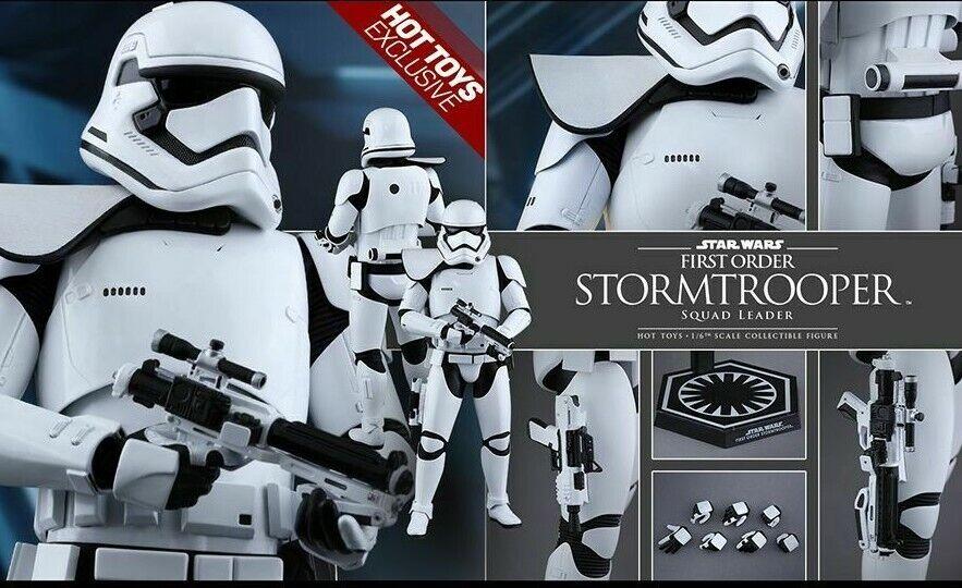 Hot Toys 1 6 Star Wars VII Force Force Force Awakens Squad