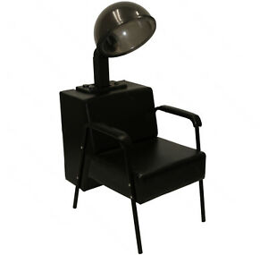 Image Is Loading Hooded Hair Dryer Amp Chair Extra Hot Air