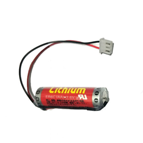 3.6V 1800mAh MAXELL ER6C AA F2-40BL Battery for Mitsubishi FX PLC with Plug UK