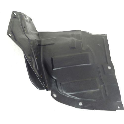 LH Side Fender Splash Shield for Mazda MX-5 Miata 2006-2008 New MA1250102 Front