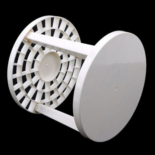 Details about  /1 PCS 49 Holes White Painting Brush Pen Holder Pen Rack Display Stand Storage AL