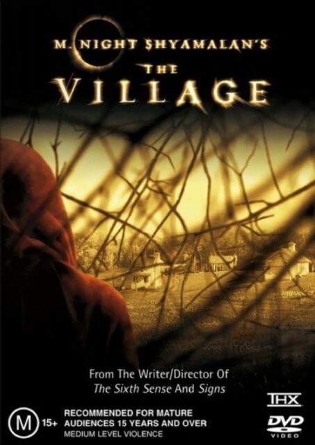 The VILLAGE Joaquin Phoenix / Sigourney Weaver DVD - R4