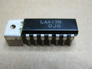 NEU Original IC Baustein LA-4138  LA4138