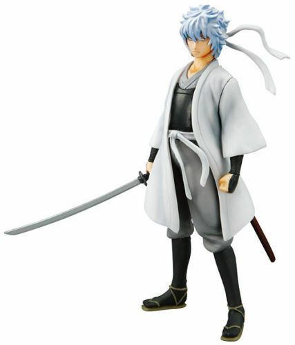 Bandai Gintama Movie OVA Styling Vol 2 Shinyaku Benizakura Hen Figure
