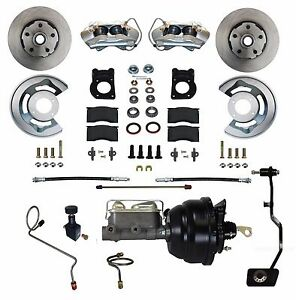 1970 ford mustang cougar disc brake conversion kit power manual rh ebay com manual transmission conversion kit f 150 manual transmission conversion kit f 150