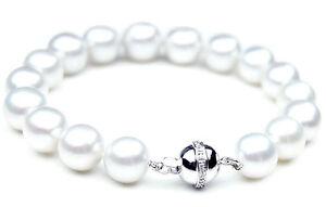 $ 24,999 Pacific Pearls® AAA 10-12mm Australian South Sea Pearl Bracelet