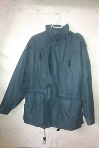 CANADIAN-ARMY-WINTER-COAT-PARKA-GORETEX-SIZE-67-40-AIR-FORCE-BLUE
