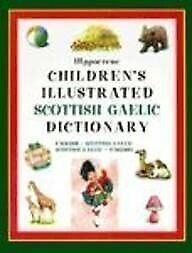 Hippocrene Children s Illustrated Scottish Gaelic Dictionary  English