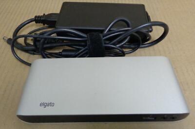 Elgato Thunderbolt 3 Dock For Mac OS and Windows No Power Supply