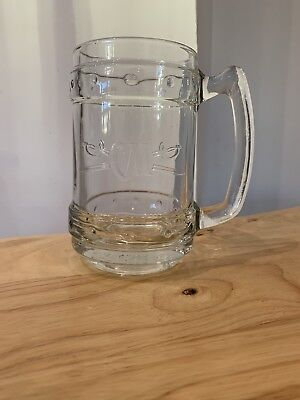 Captain Morgan/'s Spiced 0.3L Glass Tankard Brand New