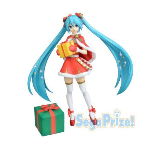 Hatsune Miku Series Super Premium Figure Hatsune Miku Christmas 2019