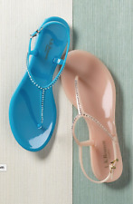 4de88599288b item 2 LK Bennett Lola Swarovski Crystal Blue Soft Pool Jelly Thong Sandal  39 9 NEW -LK Bennett Lola Swarovski Crystal Blue Soft Pool Jelly Thong  Sandal 39 ...