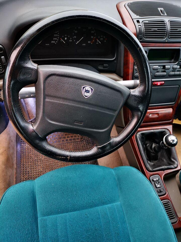 Lancia Kappa, 2,4 LS, Benzin