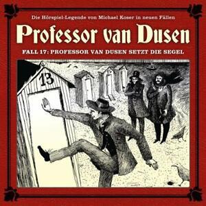 PROFESSOR-VAN-DUSEN-PROFESSOR-VAN-DUSEN-SETZT-DIE-SEGEL-FALL-17-CD-NEW