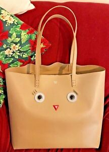 e92f5f9b6520 Image is loading Fendi-Faces-Tote-Bag