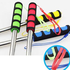 Portable-Extendable-Handheld-Flag-Pole-Retractable-Flags-Windsock-Sponge-Handle